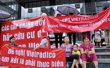 Cư dân 'biểu tình', chung cư xuống giá, mất thanh khoản