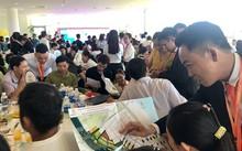 Nhà đầu tư chen chúc mua đất nền khu Nam Đà Nẵng