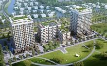 Dự án Valencia Garden nằm ở vị trí trung tâm của quận Long Biên