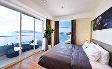 Nội thất căn 2 phòng ngủ dự án Ariyana Nha Trang