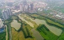 Sân golf Ciputra mang lại giá trị đầu tư lớn cho các BĐS gần kề