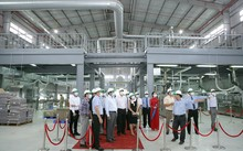 Nhà máy HAI Long An vận hành theo tiêu chuẩn hệ thống quản lý chất lượng ISO 9001:2015.