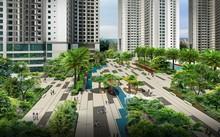 """""""Thành phố trong khu vườn"""" TNR Goldmark City giành tới hơn  70% diện tích cho cây xanh và cảnh quan"""