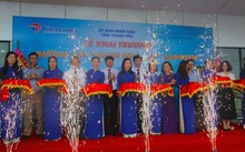 Ngày 28/7, UBND tỉnh Thanh Hóa phối hợp với Công ty Du lịch Vietravel khai trương đường bay Thanh Hóa - Bangkok.