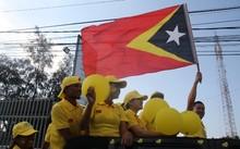 Quảng bá 4G Viettel tại Đông Timor