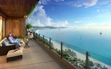 View biển tuyệt đẹp từ các căn Condotel TMS Luxury Hotel Da Nang Beach