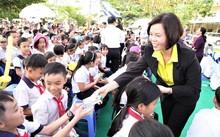 Khởi động hành trình trao sữa 10 năm liên tiếp của Quỹ sữa Vươn cao Việt Nam