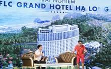 Nghệ sĩ Xuân Bắc giới thiệu dự án FLC Grand Hotel Hạ Long