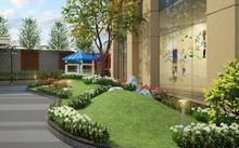 Không gian ngập tràn màu xanh tại Samsora Premier 105