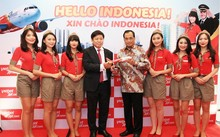 Vietjet mở đường bay tới Jakarta (Indonesia)