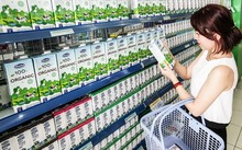 Vinamilk tiếp tục dẫn đầu thị trường sữa tươi