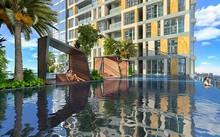 Căn hộ khách sạn có giá trị cộng thêm là các dịch vụ cao cấp như hồ bơi, nhà hàng, dịch vụ phòng 24/24...