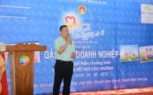300 doanh nghiệp tham gia 'Hành trình kết nối yêu thương'
