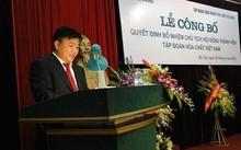 ông Nguyễn Anh Dũng, Chủ tịch Hội đồng quản trị Tập đoàn Hoá chất Việt Nam.