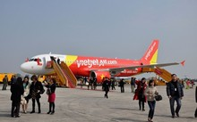 Hàng không tăng chuyến bay phục vụ hành khách bị ảnh hưởng bão số 10