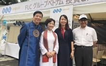 Hai doanh nghiệp Việt tham dự lễ hội Việt Nam 2017 tại Nhật Bản