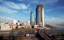 """VAMC thu giữ tòa nhà Saigon One Tower tạo nên """"phong trào"""" siết nợ BĐS của các ngân hàng. Ảnh: Lê Quân."""