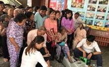 Vinamilk chăm sóc sức khoẻ cho gần 2000 người cao tuổi
