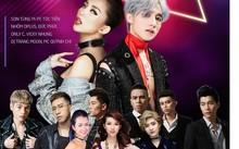 """Poster của Đại nhạc hội """"Vẽ tiếp ước mơ"""""""
