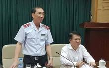 Phó tổng Thanh tra Chính phủ Đặng Công Huẩn