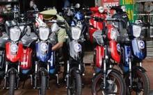 Hiện trên thị trường lưu hành rất nhiều xe máy, xe điện có kiểu dáng vi phạm kiểu dáng công nghiệp