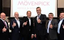Đoàn công tác Mövenpick Hotels & Resorts tại Thái Lan