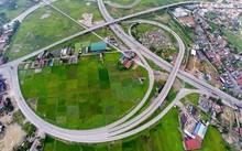 Cao tốc Hà Nội – Hải Phòng (Ảnh: Vietnam+
