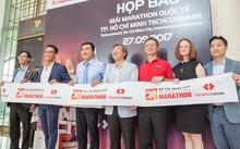6.000 VĐV tham dự Giải Marathon Quốc tế TP.HCM Techcombank