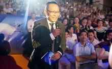 MC Lại Văn Sâm quay trở lại làm MC Sao Mai sau 20 năm (photo: Hải Bá)