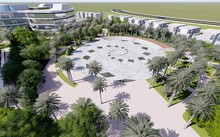 Quảng trường dự án FLC LuxCity Quy Nhơn