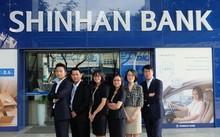 Đội ngũ lãnh đạo Trung tâm Giao dịch toàn cầu Ngân hàng Shinhan