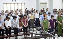 Phiên tòa xét xử Châu Thị Thu Nga và đồng phạm