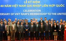 Thủ tướng gặp mặt Trưởng đại diện các tổ chức LHQ tại Việt Nam