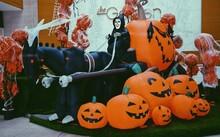 Trải nghiệm Halloween kỳ thú tại The Garden