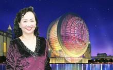 Bà Trương Mỹ Lan nổi danh với Tập đoàn Vạn Thịnh Phát.
