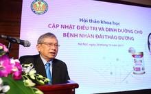 GS.TS Thái Hồng Quang khai mạc hội nghị khoa học cập nhật điều trị & dinh dưỡng cho bệnh nhân đái tháo đường