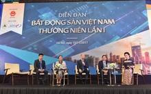 Các diễn giả thông tin về Tổng quan thị trường BĐS