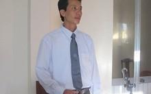 Luật sư Võ An Đôn tại một phiên tòa ở Phú Yên. Ảnh: TL