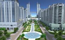 Phối cảnh một dự án mới của Văn Phú-Invest