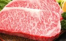 Bò Nhật, Đan Mạch thường có vân mỡ đều nhau.