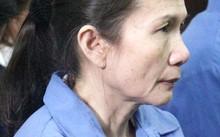 Bà Oanh xin hiến xác khi thi hành án. Ảnh: Hải Duyên