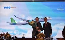 Bamboo Airways ra mắt bộ nhận diện thương hiệu