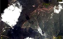 Hình ảnh đầu tiên tại nơi thử bom hạt nhân mạnh nhất của Triều Tiên