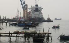 Cảng Hòn La nói giảm hơn 50% công suất do BOT Tasco.