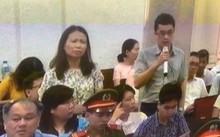 Phiên toà xét xử Hà Văn Thắm và đồng phạm ngày 8/9.