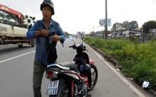 Công an vào cuộc vụ 'người lạ mặt' rượt đuổi, cấm người dân ghi hình CSGT