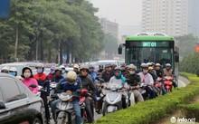 Hà Nội trao giải cho ý tưởng giao thông tương tự Nghị quyết đã được thông qua?
