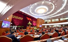 Hội nghị Trung ương 6 kết thúc ngày làm việc đầu tiên.