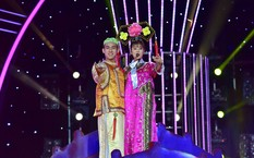 """Tiểu Yến Tử phiên bản Việt quậy tung sân khấu """"Gương mặt thân quen"""""""