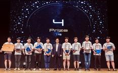 Sinh viên Việt đoạt 4 giải thưởng tại thi lập trình quốc tế Samsung